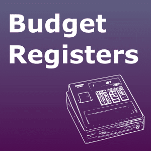 Budget Registers