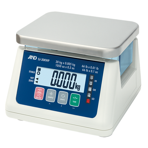 A&D SJ-WP Scale