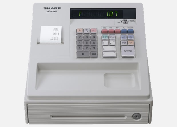 Sharp XE-A107