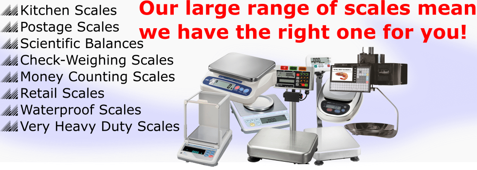 Large range of scales