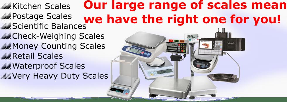 Large range of scales
