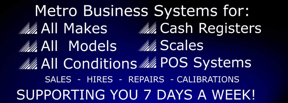 Metro Business Systems Advertisement